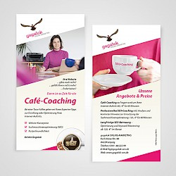 Flyer Café Coaching